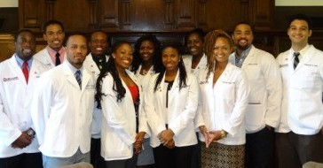 Meharry SRP summer 2013. This program is funded in part through support funding from the Office of the Provost and is administered by the School of Medicine