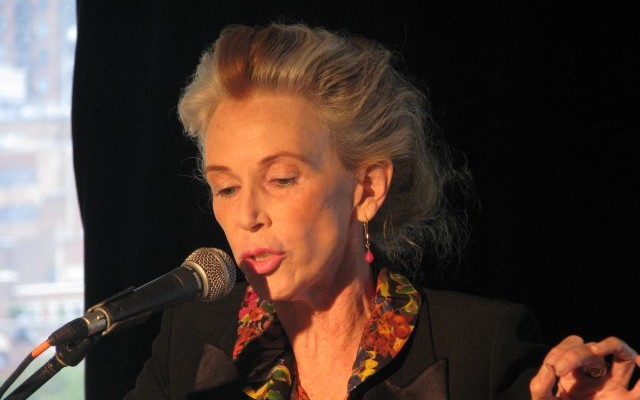 Catharine MacKinnon, distinguished professor at University of Michigan and Harvard University