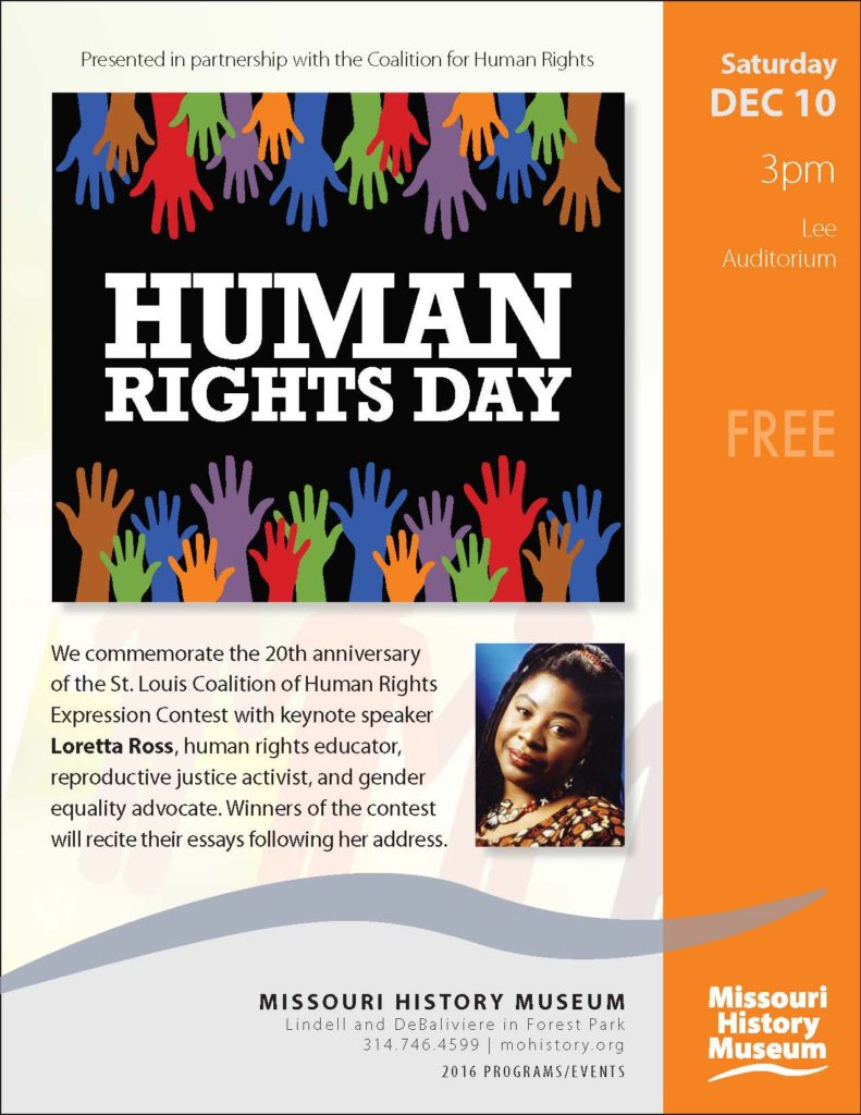 When is Human Rights Day in 12222?